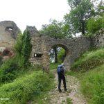 Burg Ferrette, Grotte de Nains/Vogesen