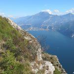 Punta dei Larici, Cima di Muhera, Gardaseeberge
